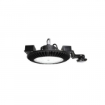 150W LED Round High Bay Pendant w/ Sensor, Dimmable, 19500 lm, 4000K
