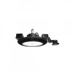 180W LED Round High Bay Pendant w/ Motion Sensor, Dim, 23400 lm, 4000K