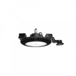 240W LED Round High Bay Pendant w/ Motion Sensor, Dim, 31200 lm, 4000K
