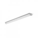 4-ft 46W LED Strip Retrofit Kit w/ Sensor, Dim, 5980 lm, 120V-277V, 5000K