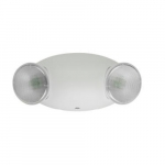 .6W LED Emergency Light, 2 Heads, Remote Capable