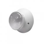 1W LED Emergency Remote Light, Single Headed