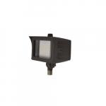 20W Flood Light w/ Knuckle Mount & Photocell Sensor, Narrow, Dim, 2300 lm, 4000K