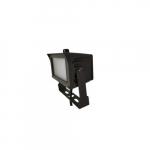20W Flood Light w/ Swivel Mount & Photocell Sensor, Narrow, Dim, 2300 lm, 5000K