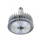 145W LED High Bay Fixture, Hybrid, Direct Line Voltage, 400W HID Retrofit, 19000lm, 5000K