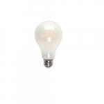 13W LED Filament A21 Bulb, 100W Inc. Retrofit, E26, Dim, 1600 lm, 5000K, Frosted