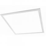 36W 2' X 2' Edge Lit LED Flat Panel, Dimmable, 3500K