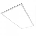48W 2' X 4' Edge Lit LED Flat Panel, Dimmable, 5000K
