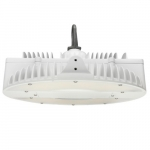 90W Round LED High Bay Pendant Light, Dimmable, 4000K