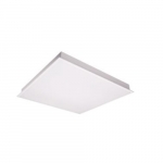 60W 2x2-ft Direct Lit LED Flat Panel, 0-10V Dim, 3505 lm, 3500K