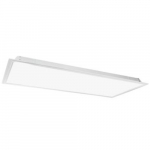 2x4 42W LED Flat Panel Light, 0-10V Dim, 100W Fluorescent Retrofit, 4320 lm, 4100K