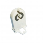Non-Shunted G13 Lamp Holder for LED T8 Tubes, Low Profile