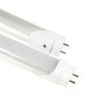 4-Ft 15W LED Replacement T8 Tubes, Single-Ended, 32W Fluorescent Retrofit, 1900 lm, 5000K