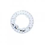 7-in 23W LED Flush Mount Light Engine Retrofit Kit, 2200 lm, 120V, 2700K