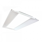 40W 2x4 Edge-Lit LED Troffer Retrofit Kit, Dimmable, 4100K