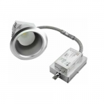 """28W 4"""" LED Recessed Downlight, Dimmable, 2000 lm, 3000K"""