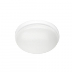 23W LED Flush Mount Ceiling Fixture, 100W Inc Retrofit, Dim, 1814 lm, 2700K
