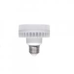10W LED Puck Bulb, E26 Base, 3000K