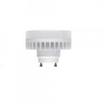 10W LED Puck Bulb, GU24 Base, 3000K