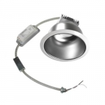 8-In 23W LED Commercial Downlight Retrofit, 0-10V Dim, 1670 lm, 2700K