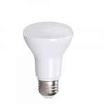 7W LED BR20 Bulb, E26 Base, Dimmable, 4000K