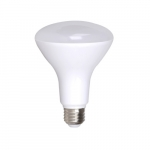 8W LED BR30 Bulb, E26 Base, Dimmable, 3000K