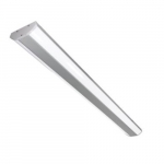 4-ft 39W Polygon LED Linear Light Fixture, 0-10V Dimming, 3900 lm, 5000K