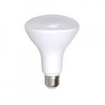 8W LED BR30 Bulb, E26 Base, Dimmable, 2700K, 4-Pack
