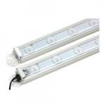 3-Ft 9W LED Cooler Door Light, Dimmable, 155 Beam Angle, 1050 lm, 5000K