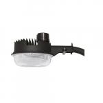 55W LED Barn Ligth w/ Photocell, 5280 lm, 175W MH Retrofit, 5000K