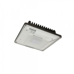 20W LED Canopy Light, 100W MH Retrofit, Dimmable, 2278 lm, 4000K