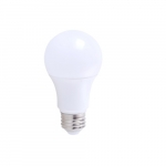 9W LED A19 Bulb, Dimmable, E26, 120V, 2700K