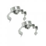 2pc Magnetic Mounting Bracket for LED Lightbar