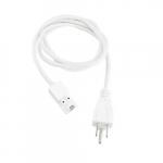 4ft. Plug Cord for LED Lightbars, White