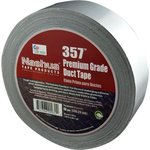 398 Contractor Grade Duct Tape, 2''x60 Yds, Silver