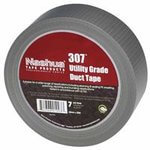 307 Utility Grade Duct Tape, Silver, 48 mm x 55 m x 7 mil