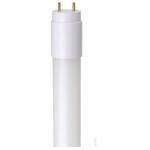 15W 3-ft LED T8 Tube, 1600 lm, Direct Line Voltage, Single-End, 4000K