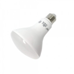 12W LED BR30 Light Bulb, Dimmable, 4000K