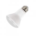 8W LED R20 Light Bulb, Dimmable, 5000K
