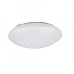 """22W 16"""" Ceiling Lights, LED Flush Mount Lighting Dimmable, 5000K"""