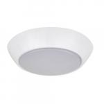 """10W 7"""" Ceiling Lights, LED Flush Mount Lighting Dimmable, 3000K"""
