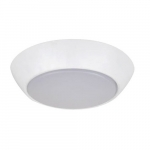 "10W 7"" Ceiling Lights, LED Flush Mount Lighting Dimmable, 5000K"