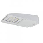 180W LED Slim Area Light, Dimmable, White, 4000K