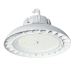 135W Round High Bay LED Light, 575W HID Retrofit, Dimmable, 20474 lm, 5000K
