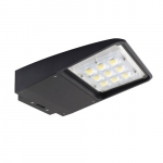 150W LED Slim Area Light, Dimmable, Dark Bronze, 5000K