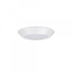 15W LED Flush Mount Compact Light, Dimmable, 900 lm, 3000K-5000K