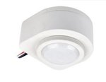 Motion/Photocell 0-10V External Mounting 2X D Lens, Indoor, Dimmable