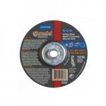 6-in Gemini Depressed Center Cutting Wheel, 24 Grit, Aluminum Oxide, Resin Bond
