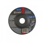 4.5-in Gemini Depressed Center Cutting Wheel, 24 Grit, Aluminum Oxide,