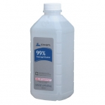Rubbing Alcohol, 99% Isopropyl Alcohol, 16 oz.